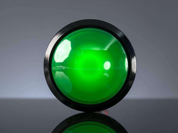 Massive Arcade Buton cu LED - 100mm Verde 0