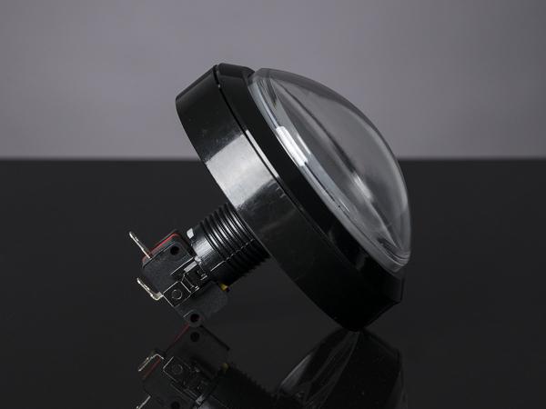 Massive Arcade Buton  LED - 100mm Alb 1