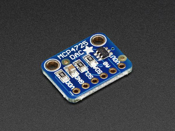 MCP4725 Breakout Board - 12-Bit DAC I2C 1