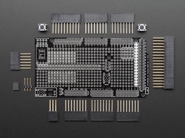 Mega protoshield pentru  Arduino Mega 0