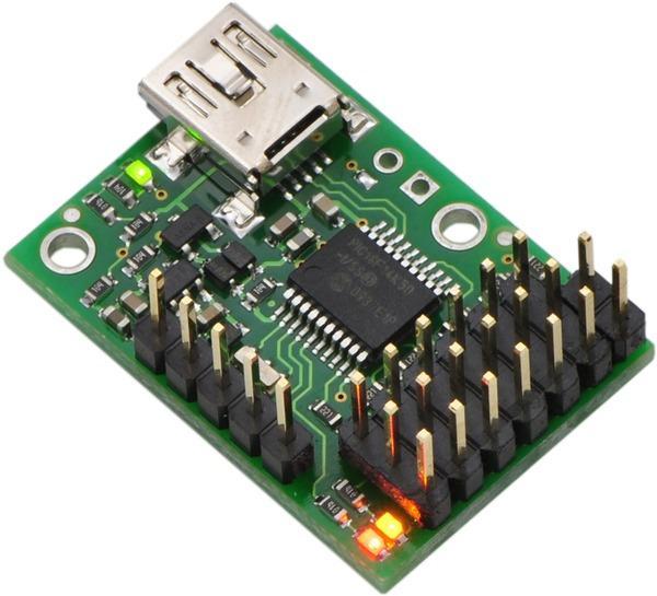 Controller servo 6 canale USB Micro Maestro 0