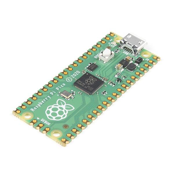 Microcontroller Raspberry Pi Pico RP2040 1
