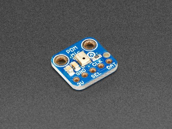 Microfon cu breakout Adafruit PDM MEMS 0