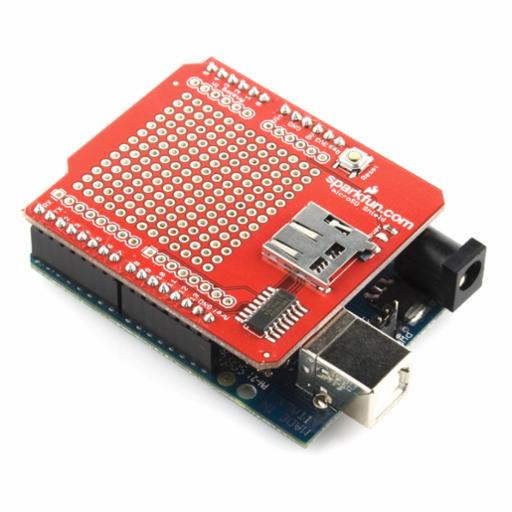 microSD Shield 1