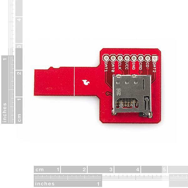 MicroSD Sniffer 3