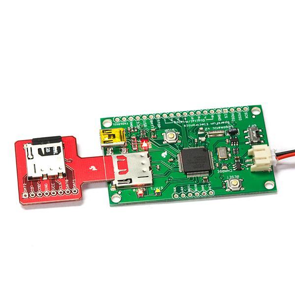 MicroSD Sniffer 2