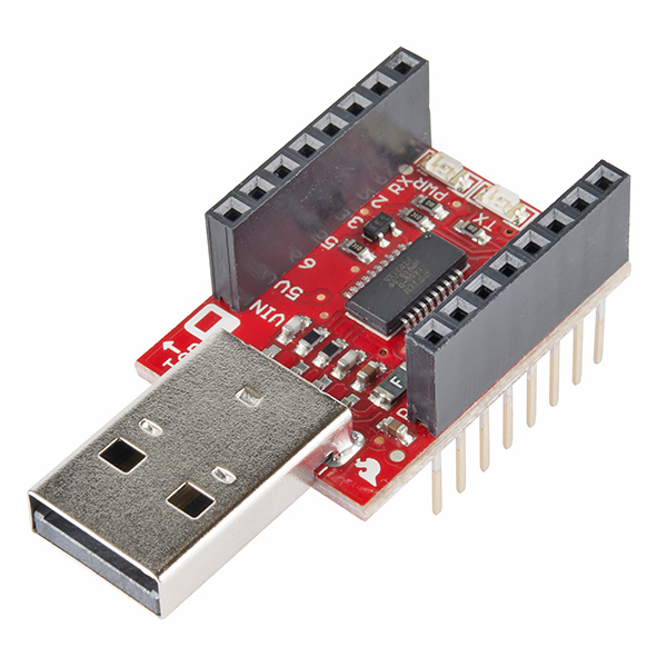 MicroView - USB Programmer 0