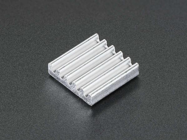 Mini-Radiator De Aluminiu pentru Raspberry Pi [0]