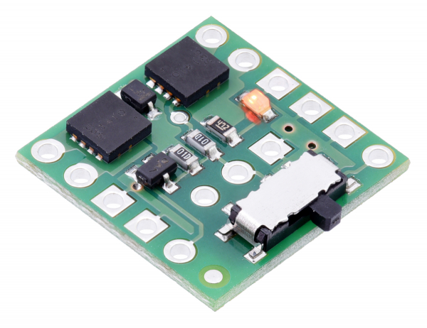 Intrerupator MOSFET cu Protectie la Alimentare Inversa 2v-20v 0