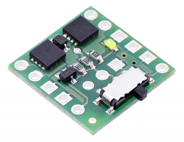 Intrerupator MOSFET cu Protectie la Alimentare Inversa  4v-40v [0]