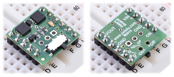Intrerupator MOSFET cu Protectie la Alimentare Inversa  4v-40v [3]