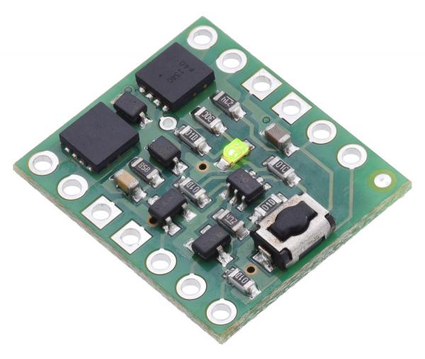 Intrerupator MOSFET cu Protectie la Alimentare Inversa Buton 4v-40v [0]