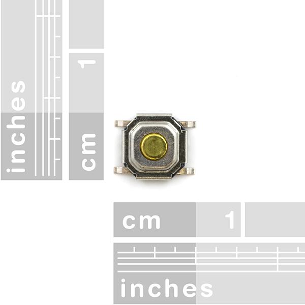 Mini Pushbutton Switch - SMD 2