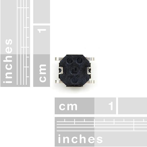 Mini Pushbutton Switch - SMD 3