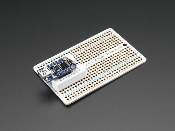 Mini Breadboard - 2x8 Puncte 2