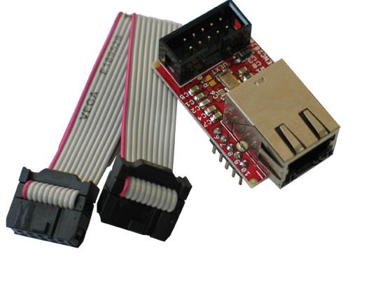 Placa Retea MOD-ENC28J60 Arduino 1