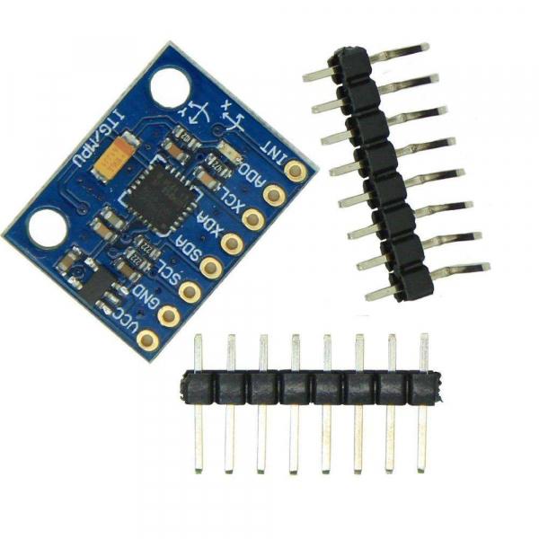 Modul accelerometru/giroscop cu 3 axe MPU 6050 [3]