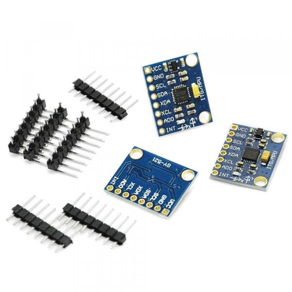 Modul accelerometru/giroscop cu 3 axe MPU 6050 [5]
