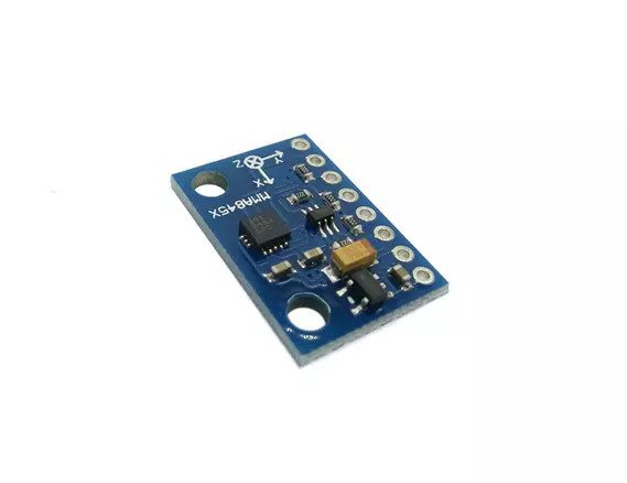 Modul accelerometru triaxial GY-45 MMA8452 2