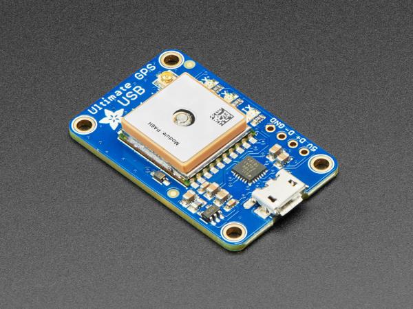 Modul Adafruit Ultimate GPS cu USB 0