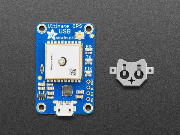 Modul Adafruit Ultimate GPS cu USB 1