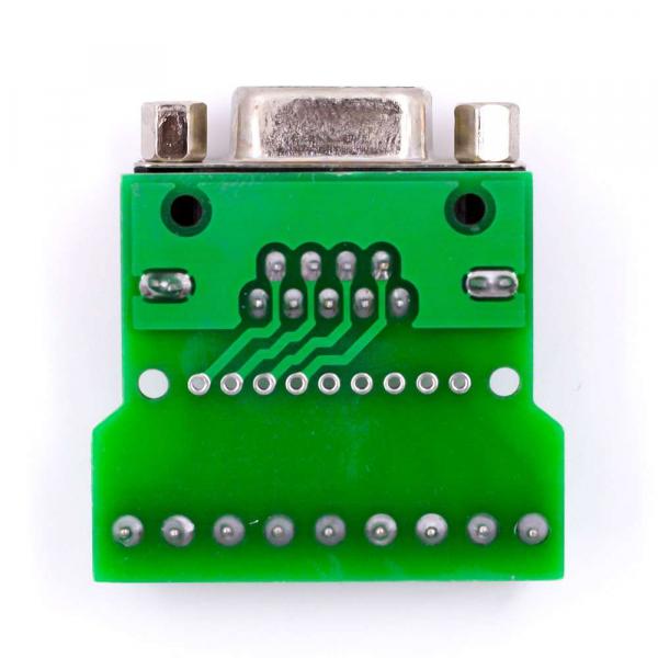 Modul adaptor DB9 RS232 - RS485 cu 9 pini [3]
