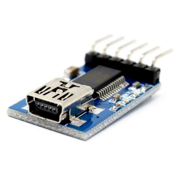 Modul adaptor FT232RL FTDI USB-la-serial 1