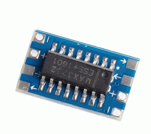 Modul adaptor RS232 la TTL 0