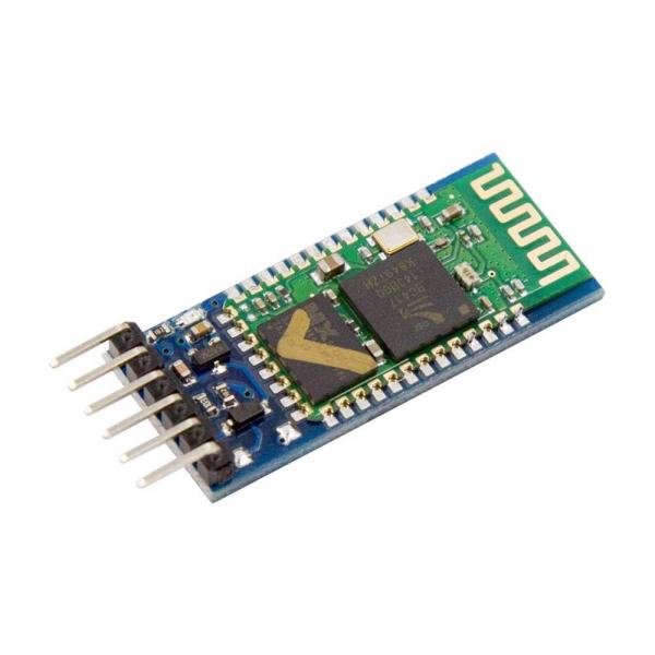 Modul Bluetooth HC-05 master/slave cu buton 0
