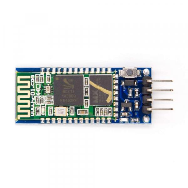 Modul Bluetooth HC-05 master/slave cu buton 3