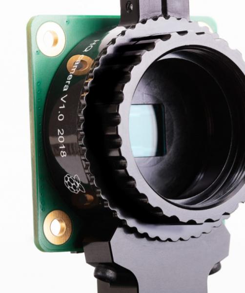 Modul camera Raspberry Pi High Quality Camera [0]