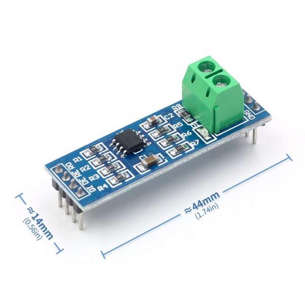 Modul convertor TTL la RS-485 MAX485 2