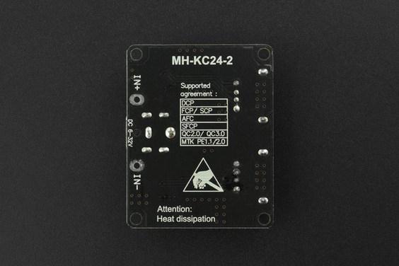 Modul DF Robot buck incarcare rapida cu 2 USB-uri [2]