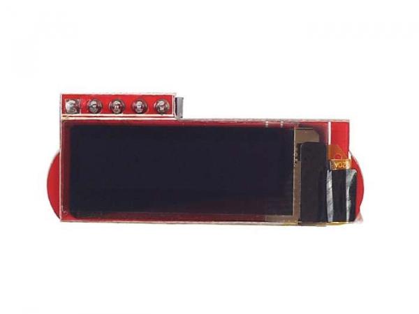 Modul display Raspberry Pi 0.91'OLED [1]