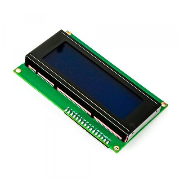 Modul LCD2004 cu backlight albastru pentru Arduino 1