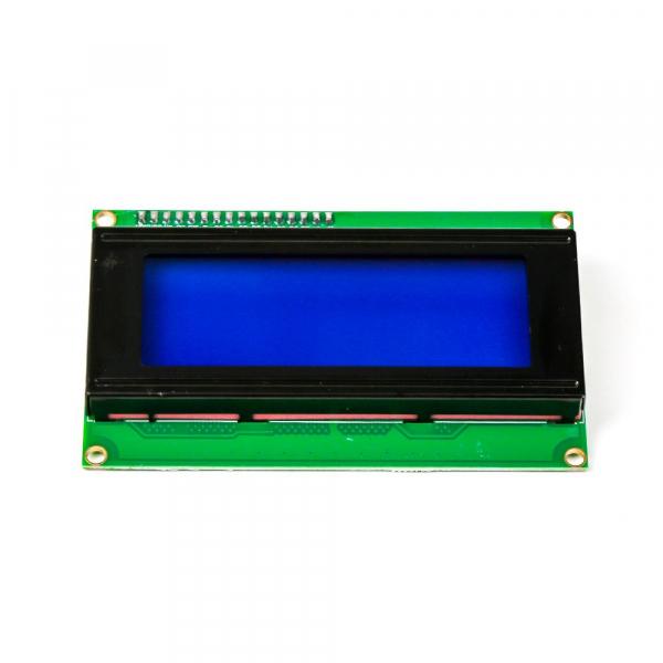 Modul LCD2004 cu backlight albastru pentru Arduino 4