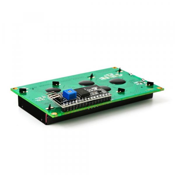 Modul LCD2004 cu backlight albastru pentru Arduino 5