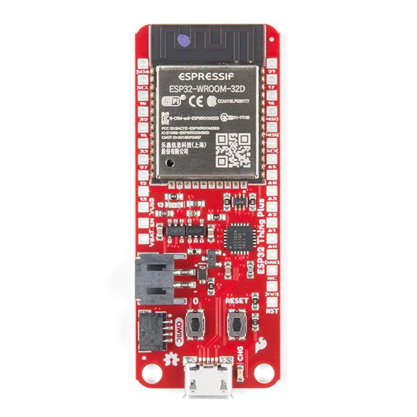 Modul MCU WiFi si Bluetooth SparkFun Thing Plus ESP32 WROOM [3]