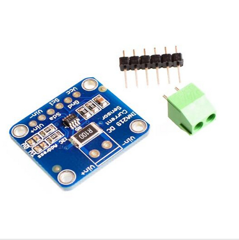 Modul senzor CJMCU-219 INA219 pentru monitorizarea tensiunii 0