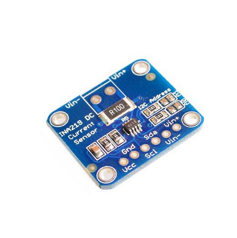 Modul senzor CJMCU-219 INA219 pentru monitorizarea tensiunii [1]