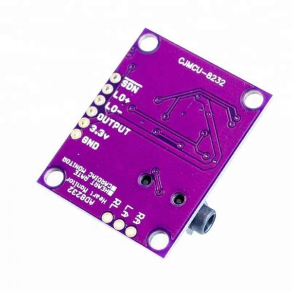Modul senzor ECG AD8232 1