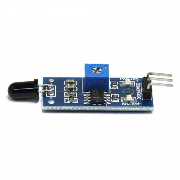 Modul senzor infrarosu pentru flacari [1]