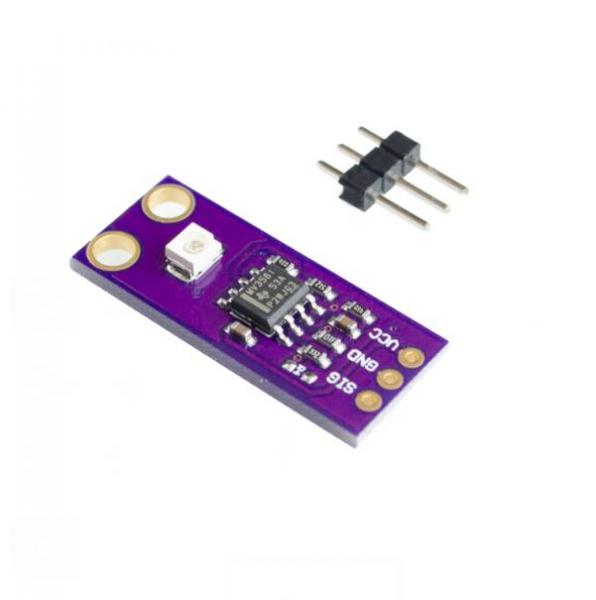 Modul senzor lumina UV CJMCU-GUVA-S12SD 0