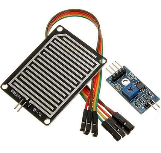 Modul senzor ploaie pentru Arduino [0]