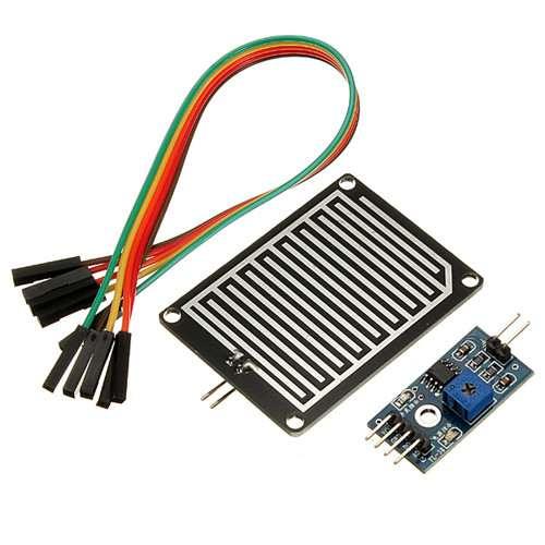 Modul senzor ploaie pentru Arduino [4]