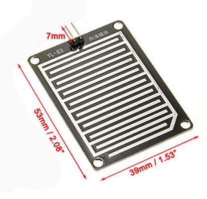 Modul senzor ploaie pentru Arduino [1]