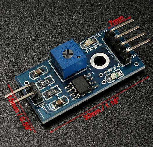 Modul senzor ploaie pentru Arduino [2]