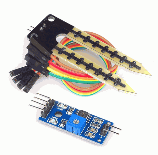 Modul senzor umiditate pentru Arduino UNO R3 2