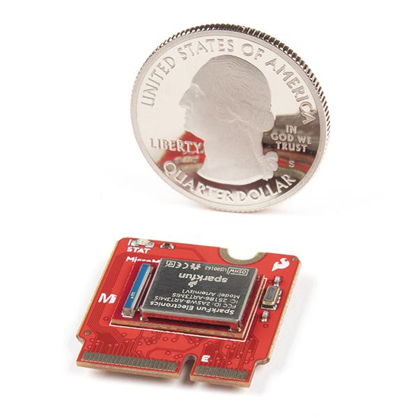 Modul SparkFun MicroMod Artemis Processor [3]