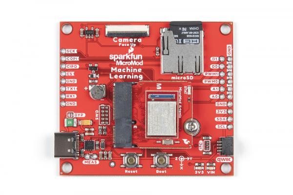 Modul SparkFun MicroMod Artemis Processor [6]